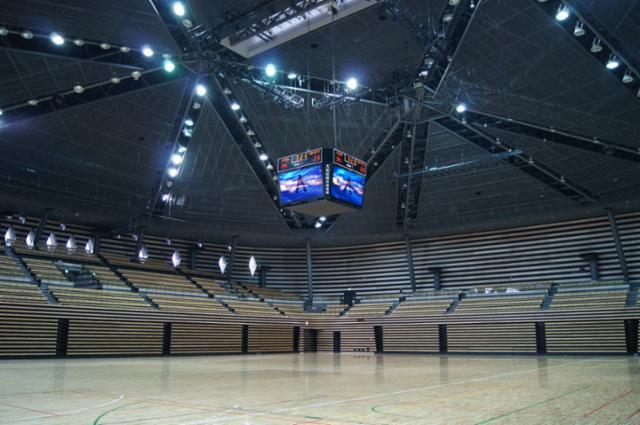 大田区総合体育館の画像・写真